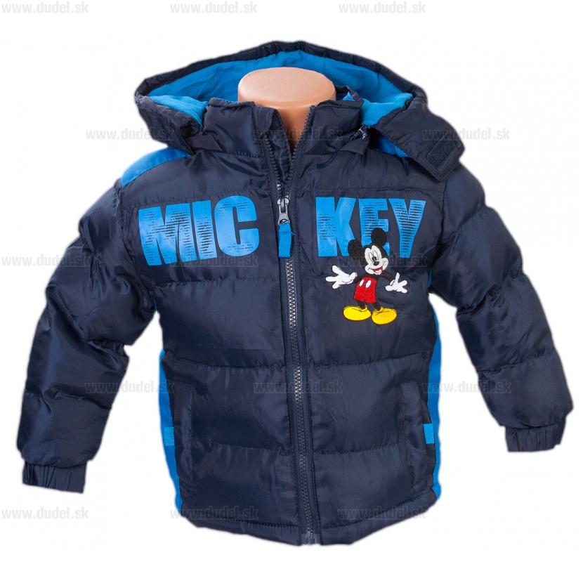 d3f617cb2952 modrá bunda na zimu-Mickey