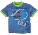 detské tričko sailors modré