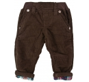 zateplené nohavice pre najmenších