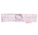 čelenka ružovo biela - Hello Kitty