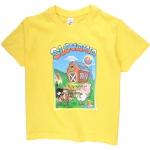detské tričko Slovakia zelené