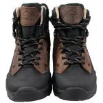 Detské zimné topánky - hnedé