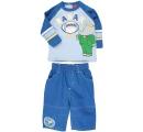 súprava tričko a nohavice Babar - modrá