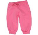 detské tepláčiky - ružové