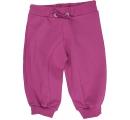 detské tepláčiky - fialové