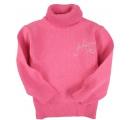 ružový rolák eko fashion
