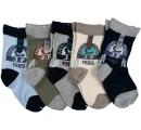 detské chlapčenské ponožky 5 párov