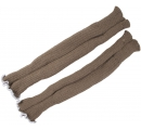 detské pletené štucne