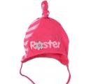detská čiapka roster - ružová