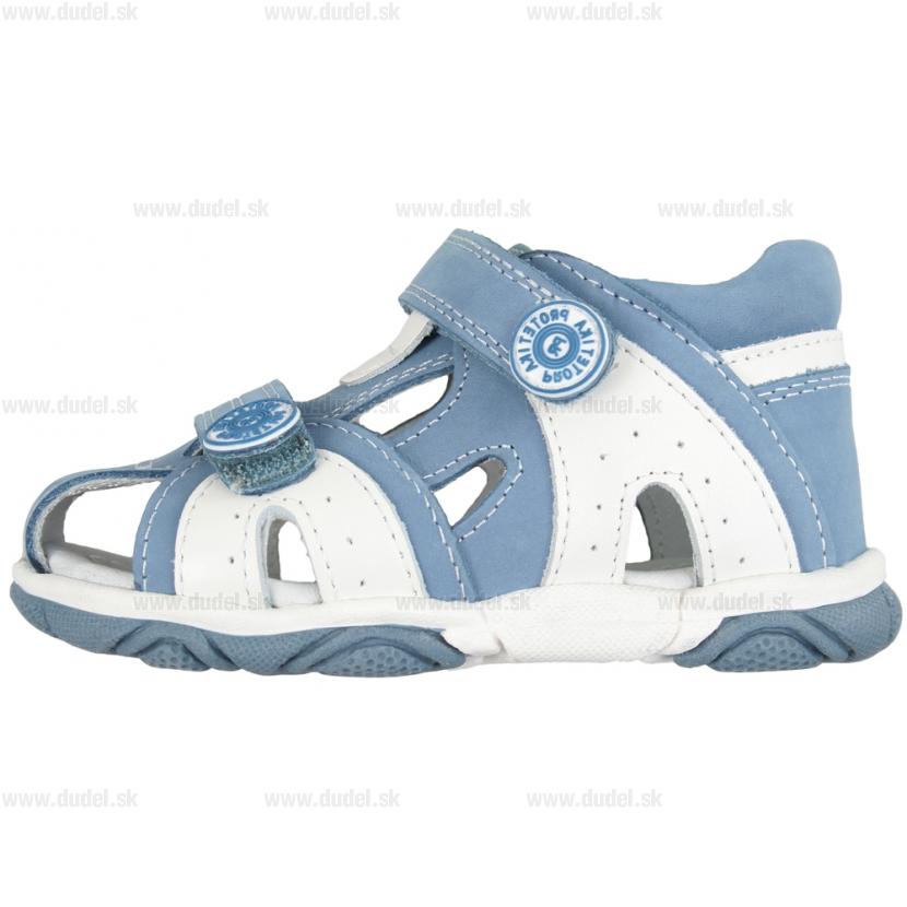 33dc14060faa vychádzková obuv · Sandálky Protetika - Daren Blue