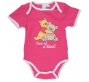 detské body na leto - Macko Pooh - ružové