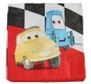 papierové servítky na oslavu - Cars