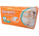 pampers sleep and play - 5 junior