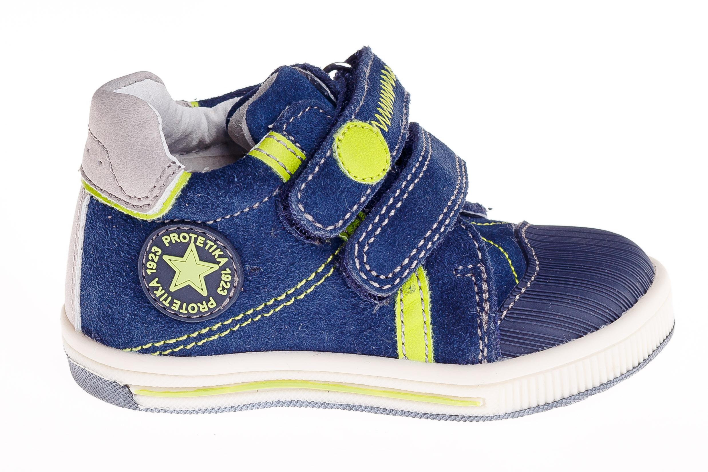 detské topánky Protetika - Travis Navy 71966c3e47d
