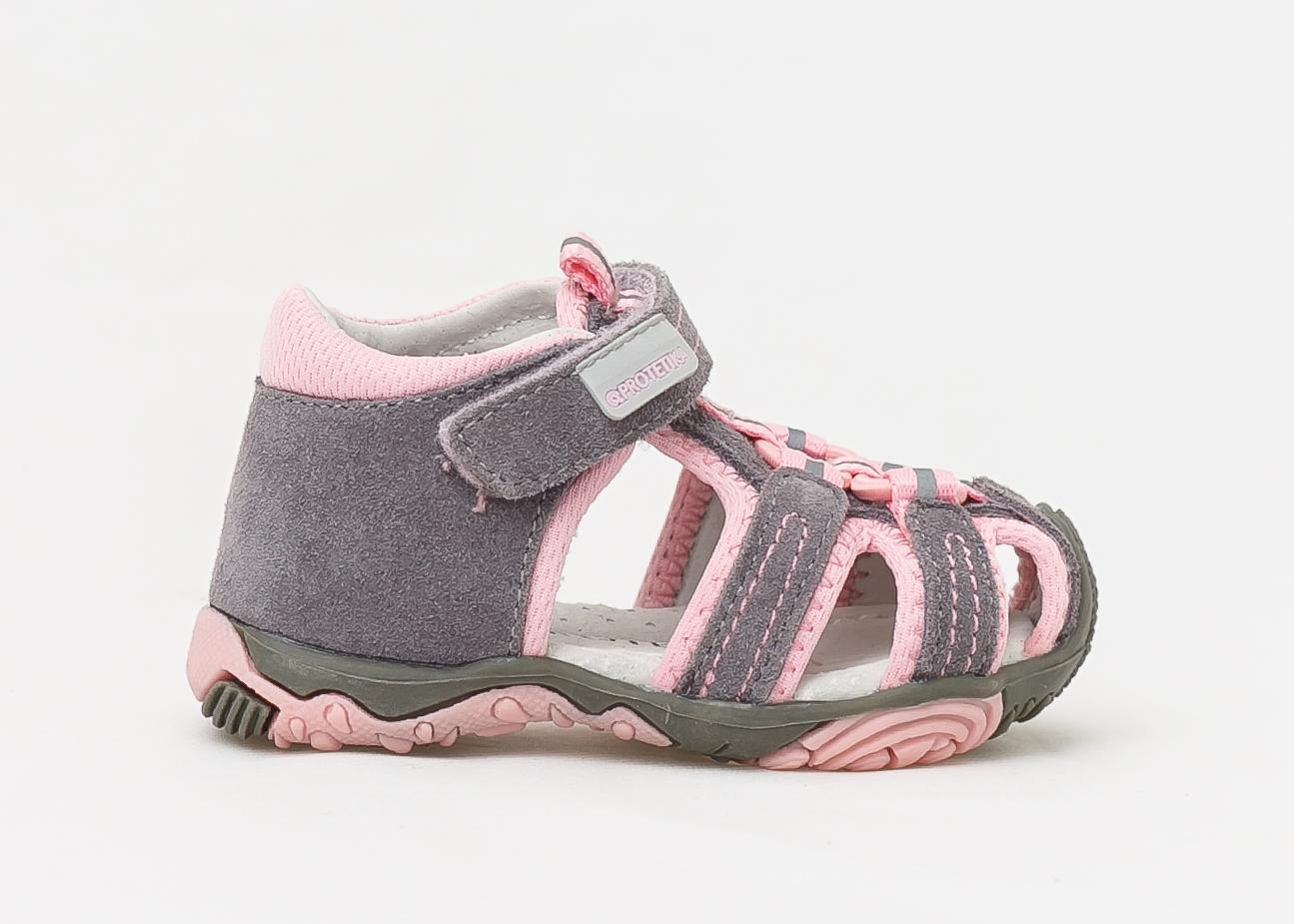 0d599ebd657a detské sandále Protetika - Sid Pink